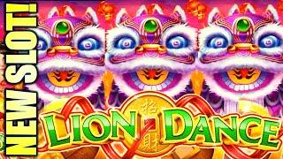 NEW LION DANCE SLOT ⋆ Slots ⋆ NOT LEAVING WITHOUT A BONUS...OR TWO? Slot Machine (IGT)