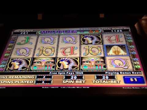 Cleopatra 2 HANDPAY jackpot high limit slots bonus win