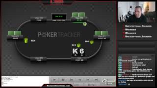 Coaching Session for New Student 10NL Pokerstars
