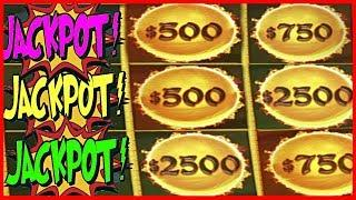 • The BIGGEST Dragon Link JACKPOT on $2 Denomination• + Liberty Link JACKPOT