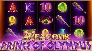 Prince of Olympus Online Slot from Playtech