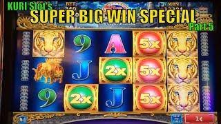 •SUPER BIG WIN• KURI Slot's Super Big Win Special Part 5 •4 of Slot Bonus games• $2.40~$4.00 Bet•彡
