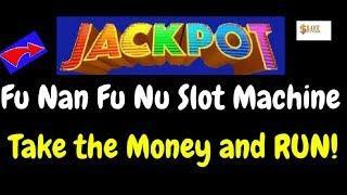 Holy Crapola, Fu Nan Fu Nu Take the money and run!