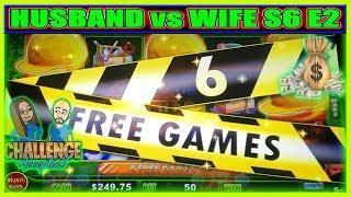I HUFFED & PUFFED TILL I GOT MY WIN! | HUSBAND vs WIFE CHALLENGE ( S6 Ep2 )