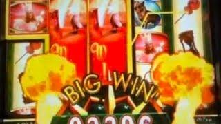 AMAZING WIN! A NEAR JACKPOT On Ruby Slippers Slot (Glinda)