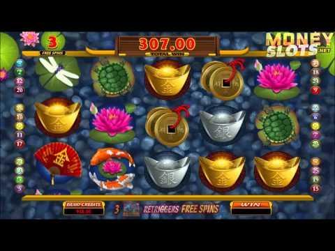 Lucky Koi Video Slots Review | MoneySlots.net