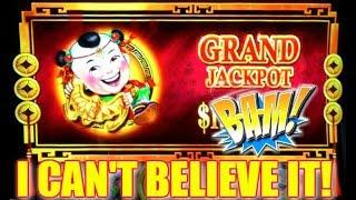 • GRAND JACKPOT WON • FIRST CAUGHT ON YOUTUBE • MASSIVE HANDPAY ON DANCING DRUMS SLOT MACHINE