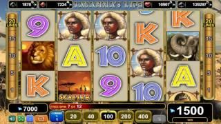 Savanna Moon Slot Machine Online ᐈ Bally Wulff™ Casino Slots