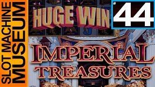 IMPERIAL TREASURES (Bally)  - [Slot Museum] ~ Slot Machine Review