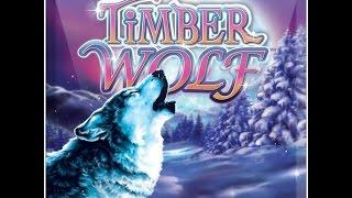 TIMBER WOLF ** LINE HIT!!(WOLF) ** 10 - ARISTOCRAT CO.