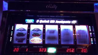 Bally Nickel Quick Hits Slot Machine Black Gold Wild Bonus
