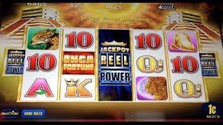 INCA FORTUNE | Aristocrat - Jackpot Reel Power Slot Bonus Feature