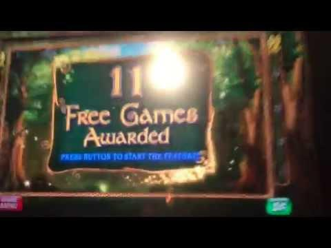 secrets of the forest slot machine
