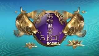 5 Koi Legends™