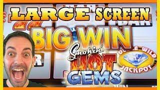 Smokin' Hot Gems, BIG WIN • Mammoth Power • Slot Machine Pokies w Brian Christopher