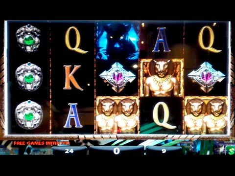 Shadow of the Panther Slot Machine $9 Bet *LIVE PLAY* Bonus!