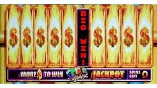 FIRST TIME & BIG WIN on SPIN IT GRAND + WOLF RIDGE + MONOPOLY HOT SHOT SLOT POKIE BONUSES