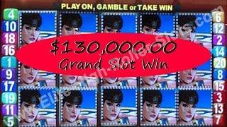 •$130,000 Grand! 1 Spin $100 Slot Machine Jackpot Handpay! Pyramid Magic! Cleopatra Aristocrat, IGT