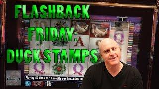 Flashback Friday: Duck Stamps!