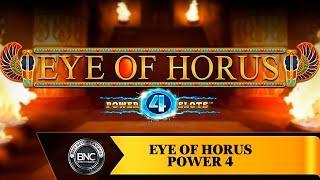 Eye Of Horus Power 4 slot by Blueprint