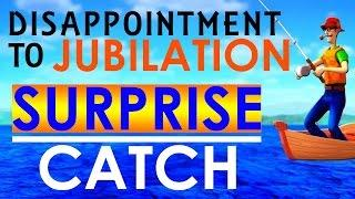 • • DISAPPOINTMENT TO JUBILATION / HUGE SURPRISE • REEL 'EM IN - CATCH THE BIG ONE 2 •  SLOT BONUS