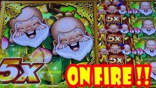 ⋆ Slots ⋆YES ! I'M ON FIRE !!!⋆ Slots ⋆50 FRIDAY 189⋆ Slots ⋆WU DA JIANG / FU LAI CAI LAI / FIRE WARRIOR Slot⋆ Slots ⋆栗スロット