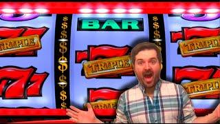 FIRST SPIN BONUS ON MAX BET! •Dakota Magic Casino Success W/ SDGuy1234