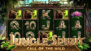 Jungle Spirit: Call of the Wild Online Slot from  NetEnt