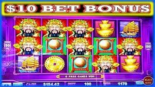 • $10 BET FU DADDY FORTUNE • BONUS WITH LINE HIT NICE SESSION