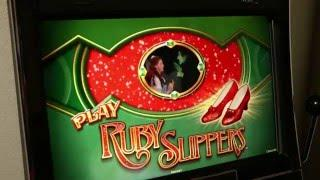 ~SLOT MUSEUM~  Trailer Wizard of Oz Ruby Slipper Review