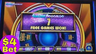 •New Slot • Quick Fire Flaming Jackpots Slot Machine with Bonus
