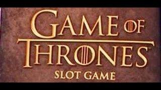 Game of Thrones Slot Machine Preview-G2e2015-Aristocrat