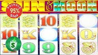 Sun & Moon 95% payback slot machine