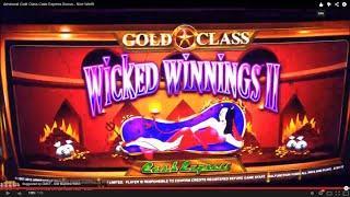 Aristocrat - Gold Class Cash Express Bonus