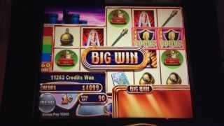 free queens knight slot machine