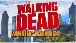 WINNING! WALKING DEAD SLOT MACHINE BONUSES