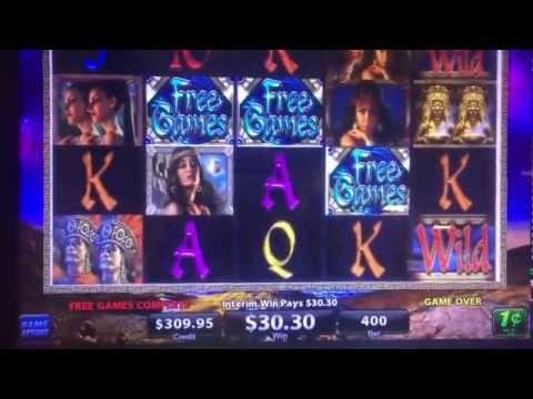 Midnight Eclipse $4 max bet bonus ** SLOT LOVER **