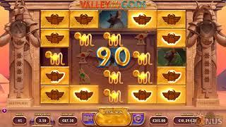 Valley Of The Gods Slot Features & Game Play - by Yggdrasil