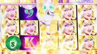 ++NEW Destiny of Athena slot machine, 2 sessions