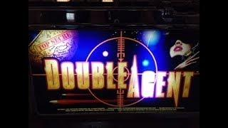 * DOUBLE AGENT * $2.00 Bet * 10X Multiplier * WOW *