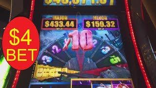 TARZAN GRAND BIG WIN & BUFFALO GRAND SLOT MACHINE!