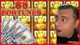 • 88 FORTUNES • $8.80 BONUS Spins • Slot Machine Fun with EZ Life Slot Jackpots