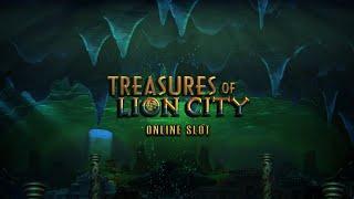 Treasures of Lion City Online Slot