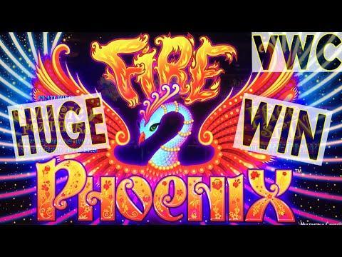 ★★ $2.50 BET / MAGIC WILD MULTIPLIERS ★★ FIRE PHOENIX / MAGIC FEATHERS BONUS MULTIMEDIA GAMES