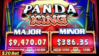 HAPPY MOTHERS DAY• High Limit Panda King Slot $20 Bet Bonus ! Live PREMIERE High Limit Slot Play