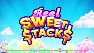 Sugar Hit Jackpots   Reel Sweet Stacks Slot Game•