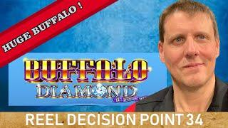 Reel Decision Point 34: Buffalo Diamond
