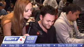 EPT Copenhagen 2011: Welcome to Day 3 with JP Kelly - PokerStars.com