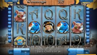Chimney Sweep slot game