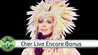 Cher Live Slot Machine, Encore Bonus